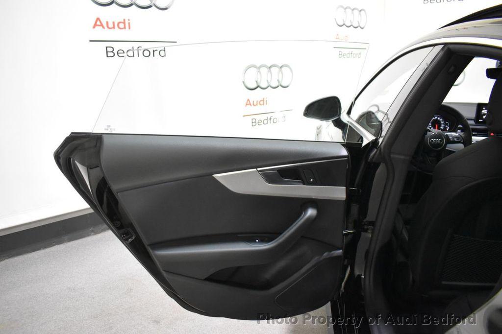 2019 Audi A5 Sportback SPORTBACK 4DR HBK 2.0 TFSI - 18599134 - 24