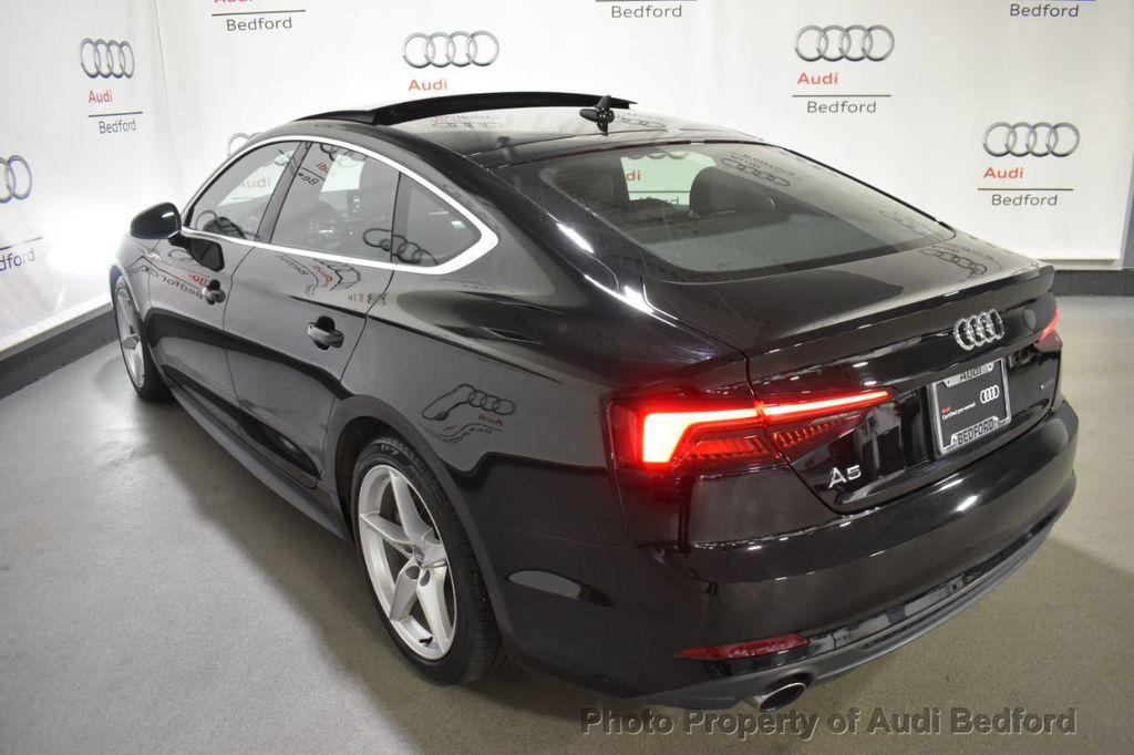 2019 Audi A5 Sportback SPORTBACK 4DR HBK 2.0 TFSI - 18599134 - 3