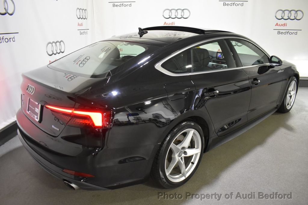 2019 Audi A5 Sportback SPORTBACK 4DR HBK 2.0 TFSI - 18599134 - 6