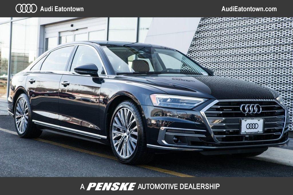 2019 Audi A8 L 3.0 4DR SDN 3.0 TFSI - 18573275 - 0
