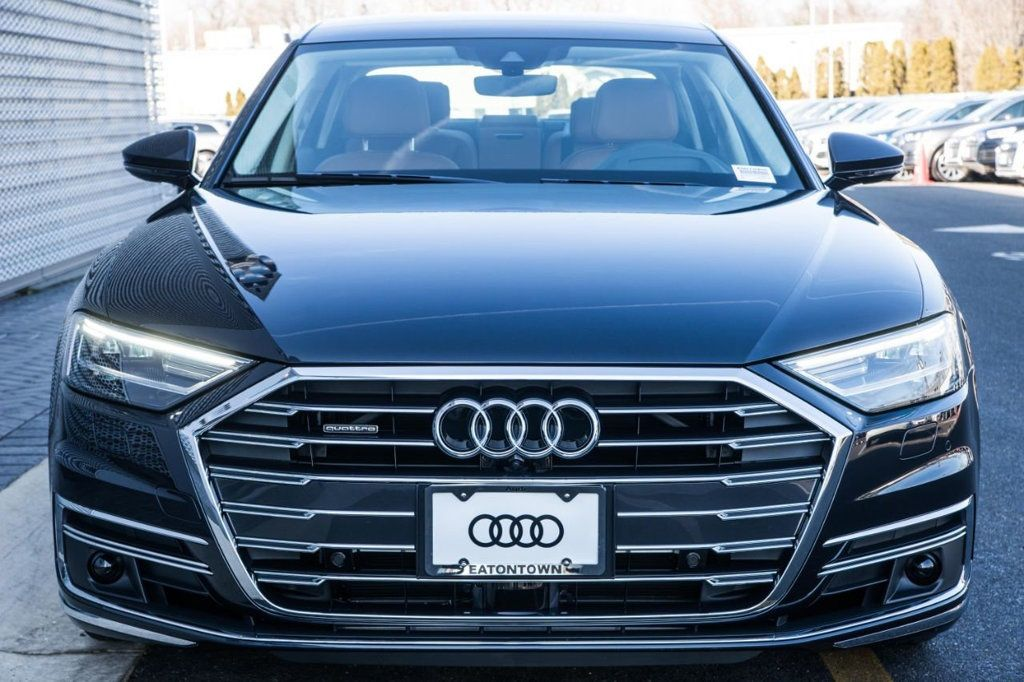 2019 Audi A8 L 3.0 4DR SDN 3.0 TFSI - 18573275 - 1