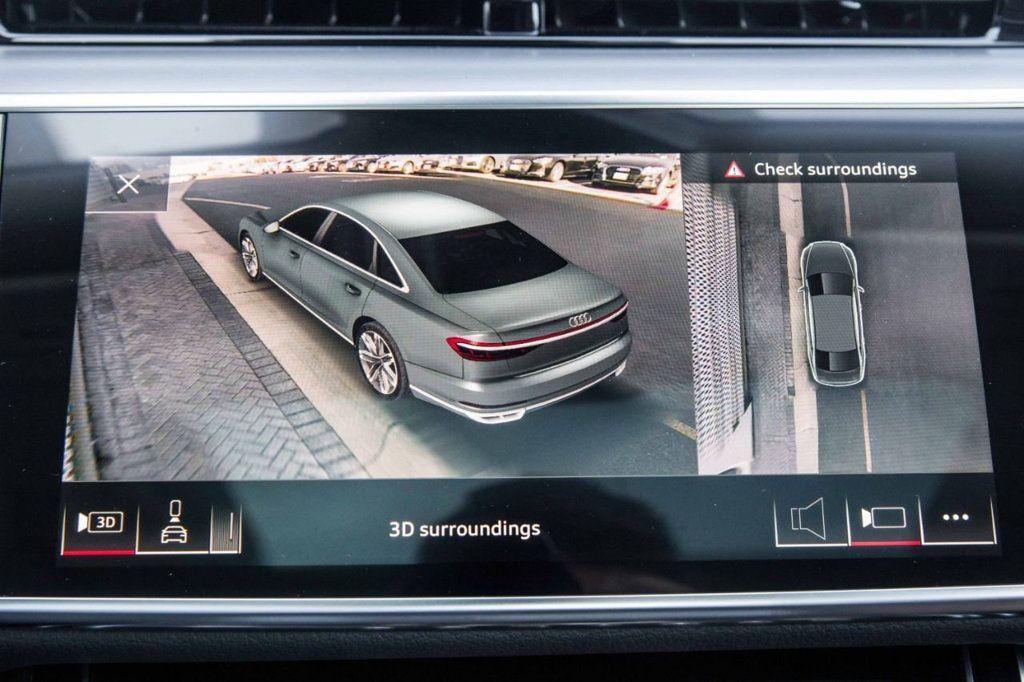 2019 Audi A8 L 3.0 4DR SDN 3.0 TFSI - 18573275 - 19