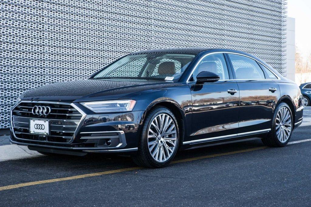 2019 Audi A8 L 3.0 4DR SDN 3.0 TFSI - 18573275 - 2