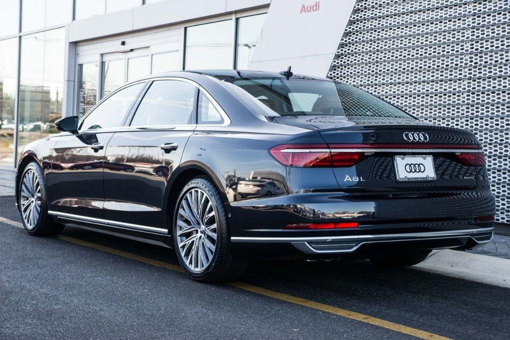 2019 Audi A8 L 3.0 4DR SDN 3.0 TFSI - 18573275 - 4