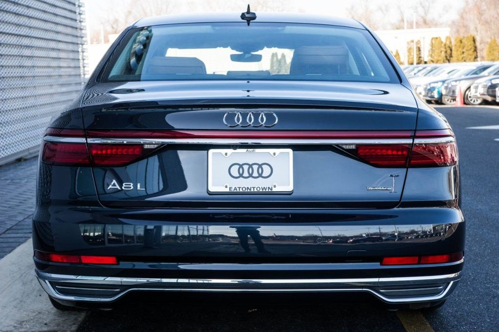 2019 Audi A8 L 3.0 4DR SDN 3.0 TFSI - 18573275 - 5