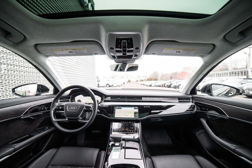 2019 Audi A8 L 3.0 4DR SDN 3.0 TFSI - 18661282 - 11