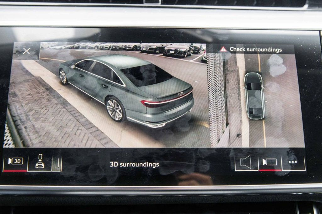2019 Audi A8 L 3.0 4DR SDN 3.0 TFSI - 18661282 - 20