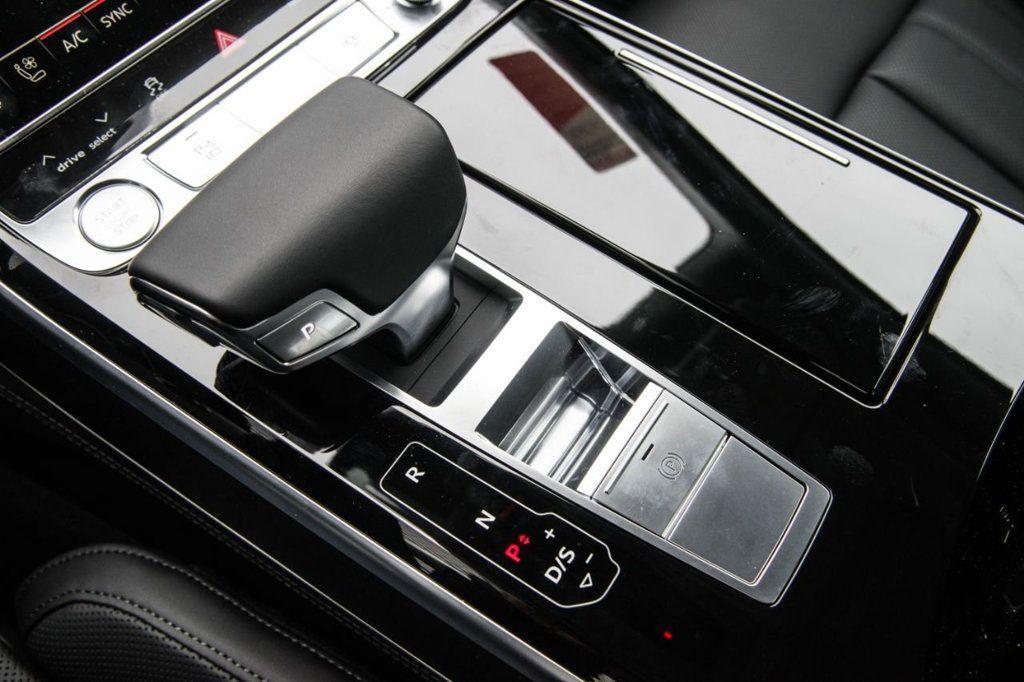 2019 Audi A8 L 3.0 4DR SDN 3.0 TFSI - 18661282 - 25