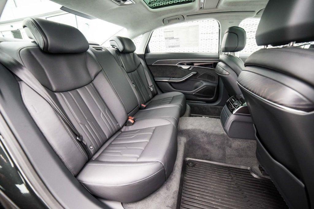 2019 Audi A8 L 3.0 4DR SDN 3.0 TFSI - 18661282 - 38