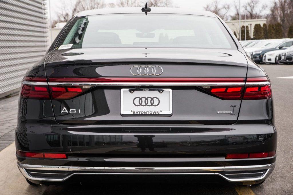 2019 Audi A8 L 3.0 4DR SDN 3.0 TFSI - 18661282 - 5