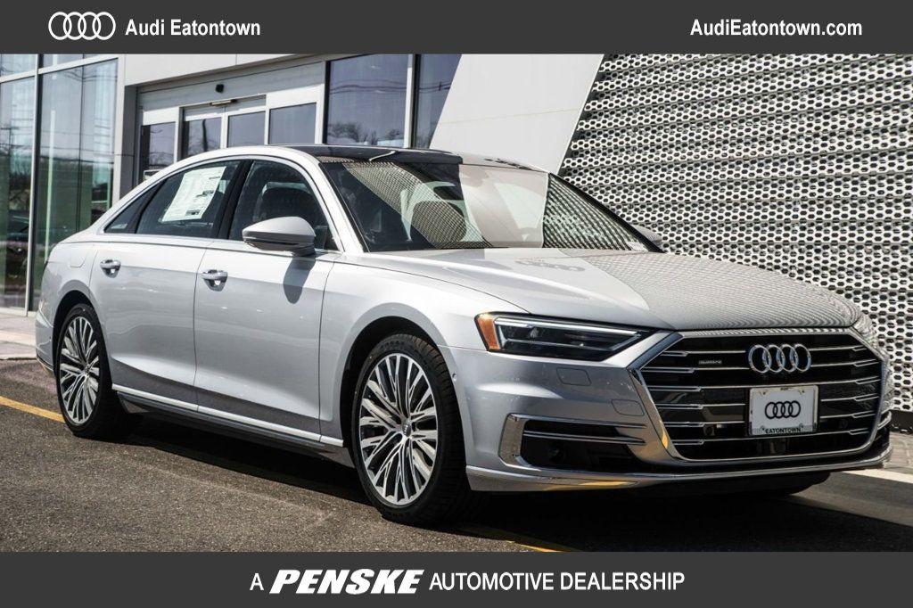 2019 Audi A8 L 3.0 4DR SDN 3.0 TFSI - 18752695 - 0