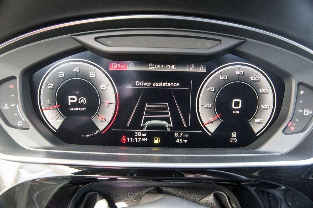 2019 Audi A8 L 3.0 4DR SDN 3.0 TFSI - 18752695 - 14