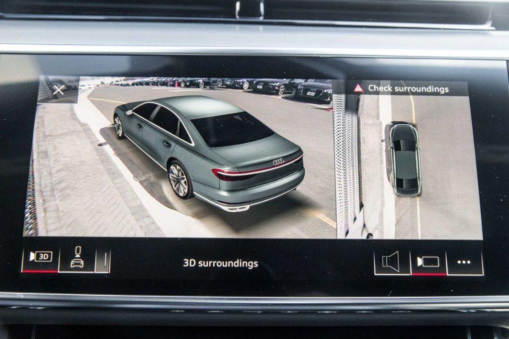 2019 Audi A8 L 3.0 4DR SDN 3.0 TFSI - 18752695 - 18