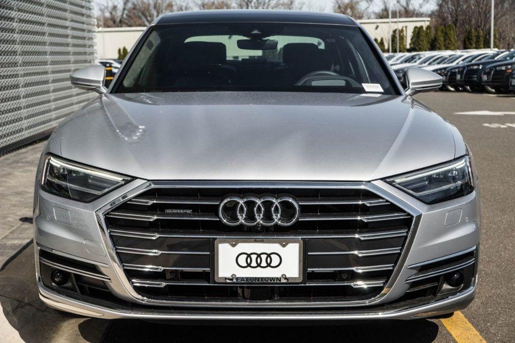 2019 Audi A8 L 3.0 4DR SDN 3.0 TFSI - 18752695 - 1