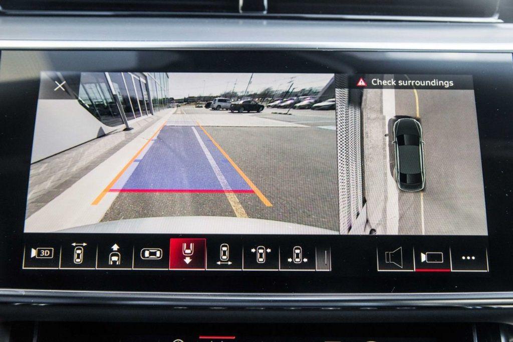 2019 Audi A8 L 3.0 4DR SDN 3.0 TFSI - 18752695 - 21