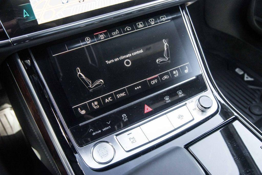 2019 Audi A8 L 3.0 4DR SDN 3.0 TFSI - 18752695 - 22