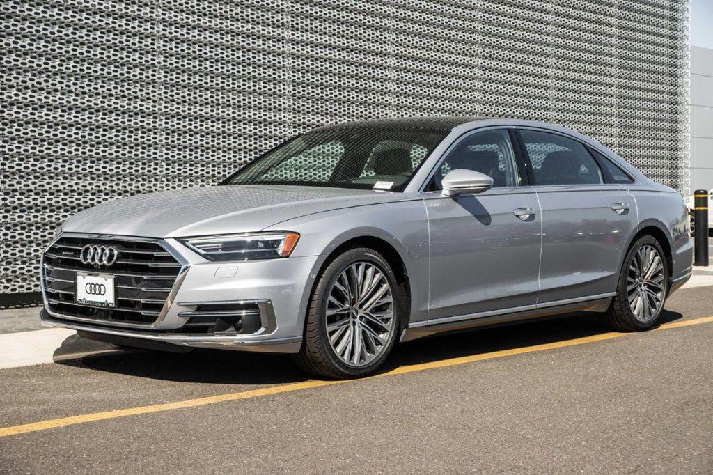 2019 Audi A8 L 3.0 4DR SDN 3.0 TFSI - 18752695 - 2