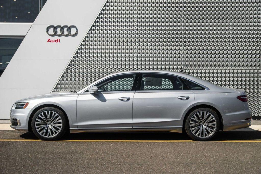 2019 Audi A8 L 3.0 4DR SDN 3.0 TFSI - 18752695 - 3