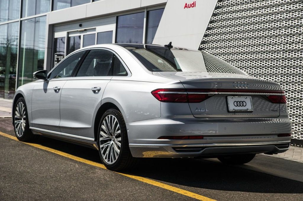 2019 Audi A8 L 3.0 4DR SDN 3.0 TFSI - 18752695 - 4