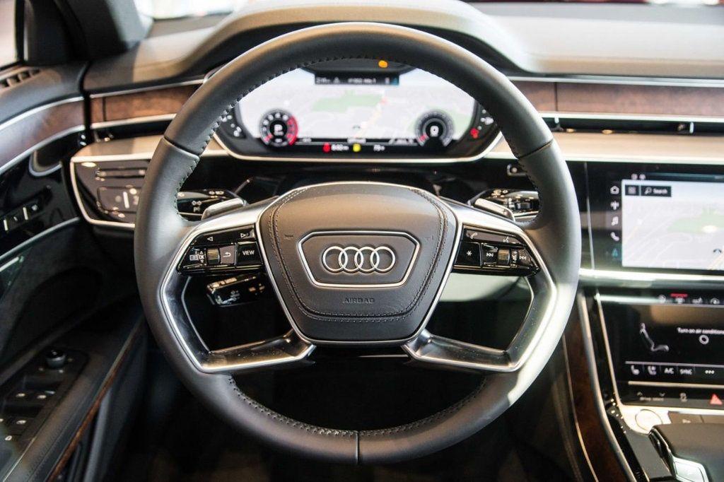 2019 Audi A8 L 3.0 4DR SDN 3.0 TFSI - 18926259 - 10