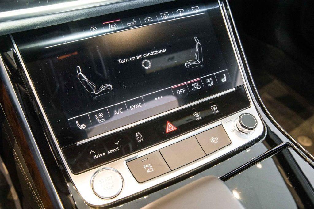 2019 Audi A8 L 3.0 4DR SDN 3.0 TFSI - 18926259 - 18