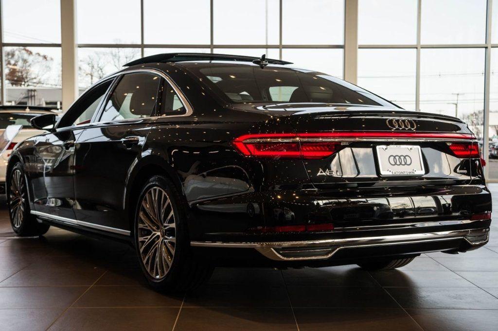 2019 Audi A8 L 3.0 4DR SDN 3.0 TFSI - 18926259 - 3