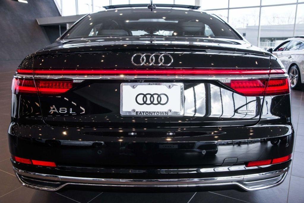 2019 Audi A8 L 3.0 4DR SDN 3.0 TFSI - 18926259 - 4