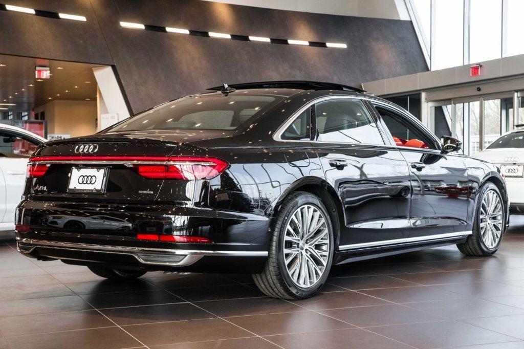 2019 Audi A8 L 3.0 4DR SDN 3.0 TFSI - 18926259 - 5