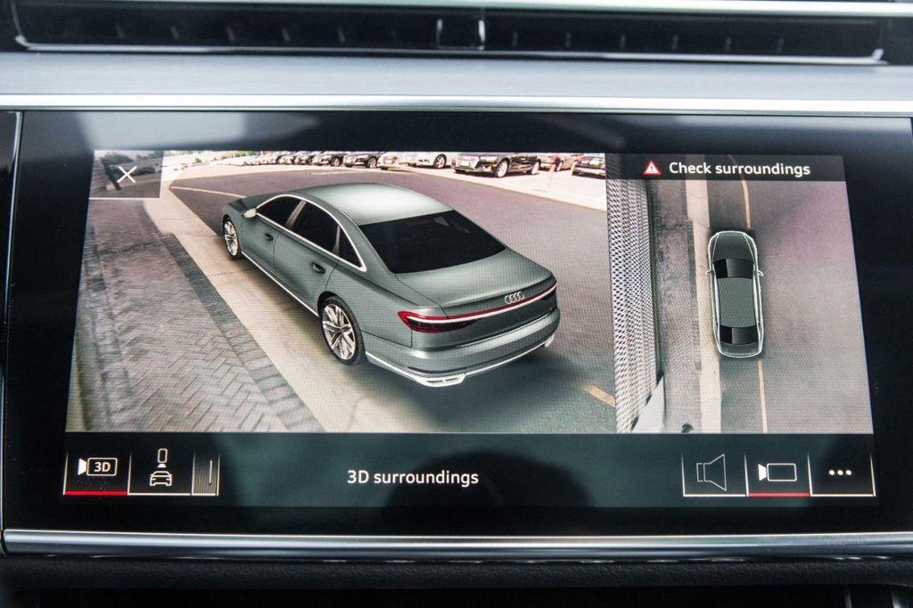 2019 Audi A8 L 3.0 4DR SDN 3.0 TFSI - 18926798 - 18
