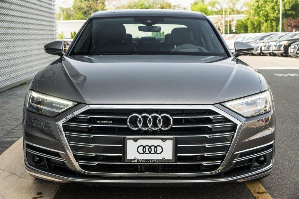 2019 Audi A8 L 3.0 4DR SDN 3.0 TFSI - 18926798 - 1