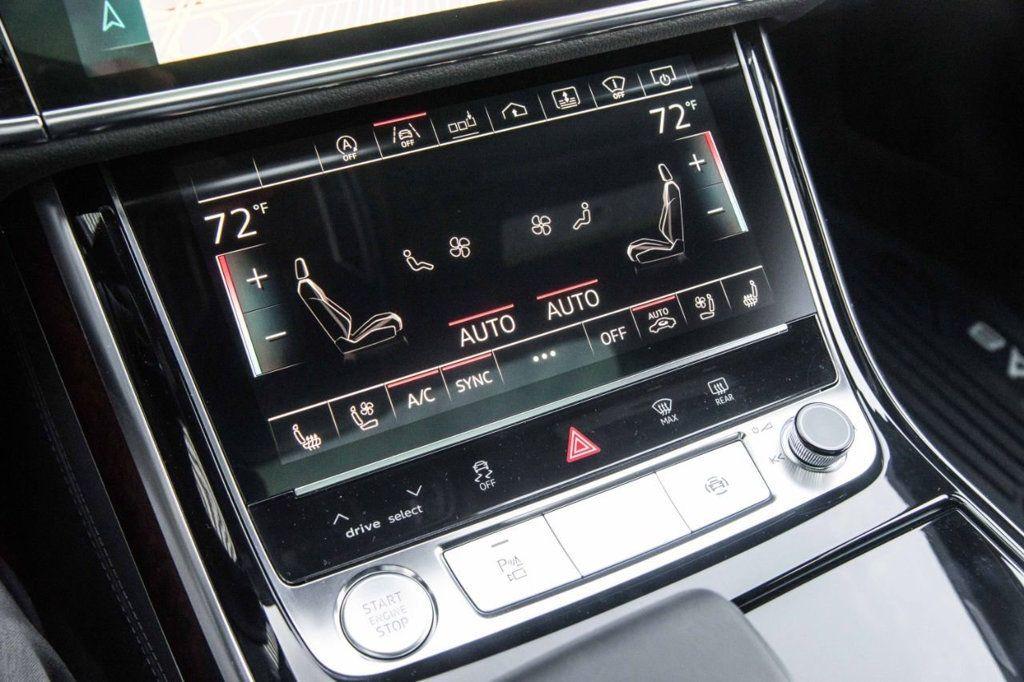 2019 Audi A8 L 3.0 4DR SDN 3.0 TFSI - 18926798 - 22