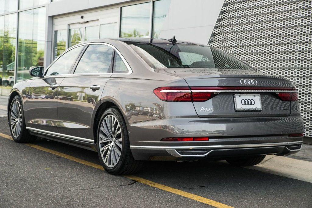 2019 Audi A8 L 3.0 4DR SDN 3.0 TFSI - 18926798 - 4