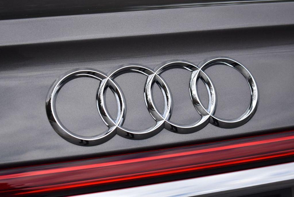 2019 Audi A8 L 3.0 4DR SDN 3.0 TFSI - 18590800 - 49