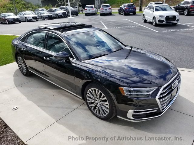 2019 Audi A8 L 3 0 Tfsi Sedan For Sale Lancaster Pa 91 275 Motorcar Com