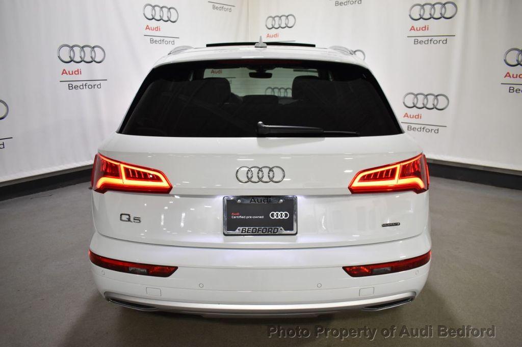2019 Audi Q5 PREMIUM PLUS - 18663295 - 4
