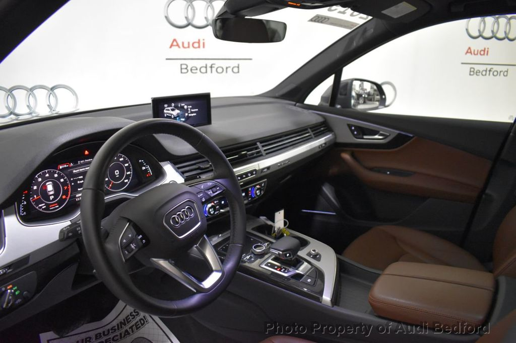 2019 Audi Q7 2.0 TFSI 4DR SUV 2.0 TFSI PRM - 18394607 - 19