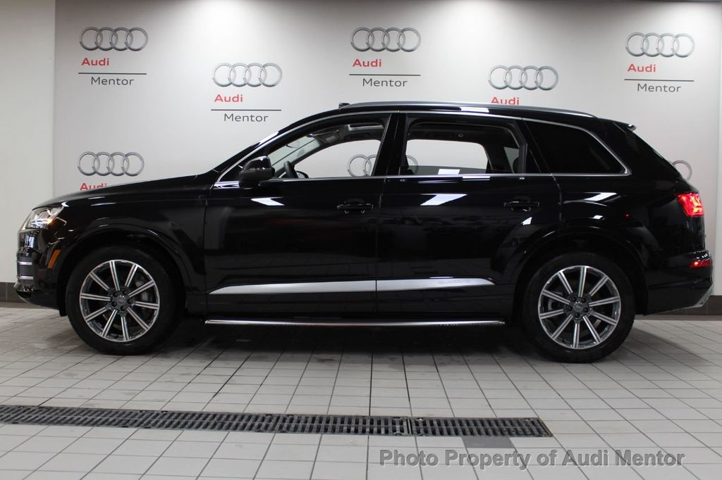 2019 New Audi Q7 3 0 TFSI Prestige at Penske Cleveland Serving all of  Northeast, OH, IID 18590383