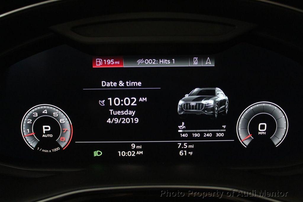 2019 Audi Q8 3.0 TFSI Premium - 18789056 - 18