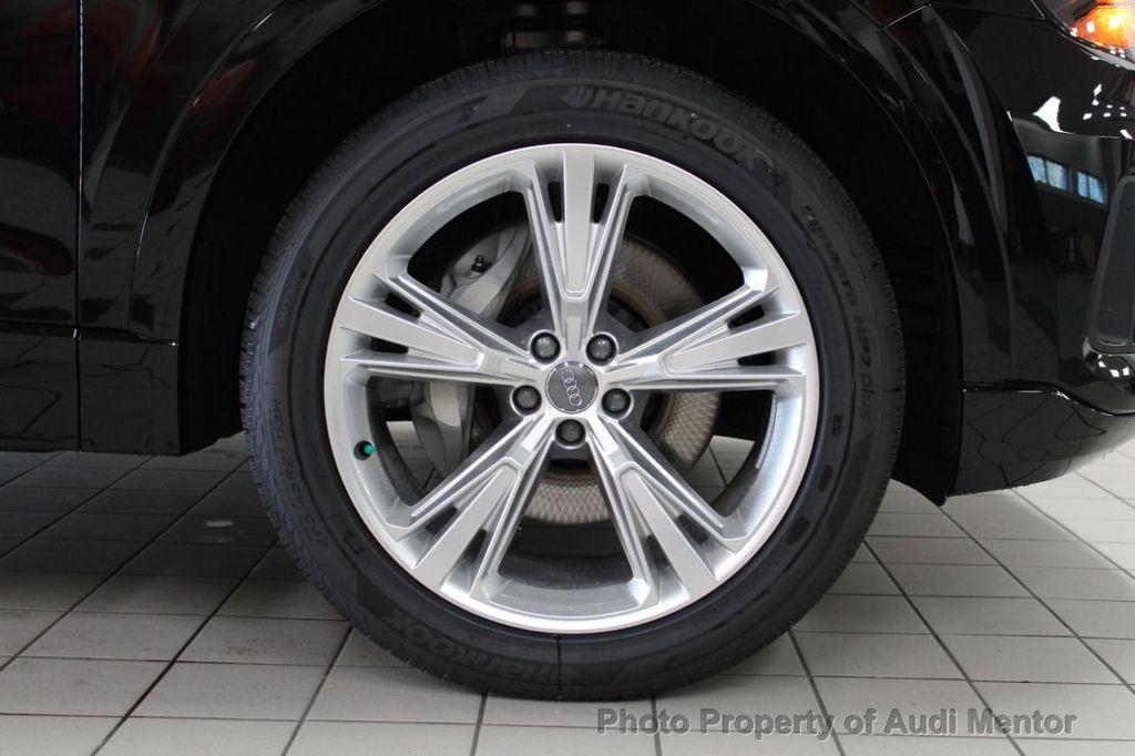 2019 Audi Q8 3.0 TFSI Premium - 18789056 - 27