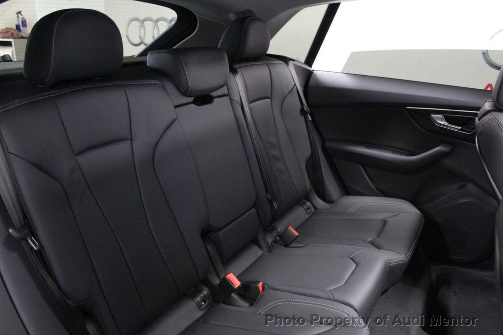 2019 Audi Q8 3.0 TFSI Premium - 18789056 - 37