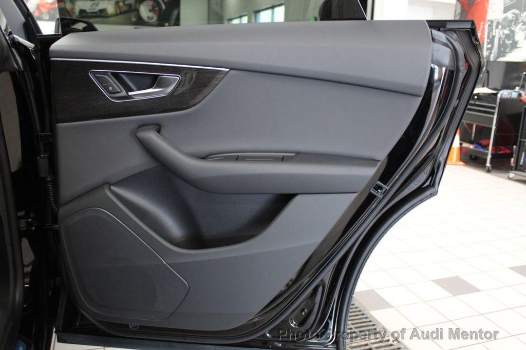2019 Audi Q8 3.0 TFSI Premium - 18789056 - 38