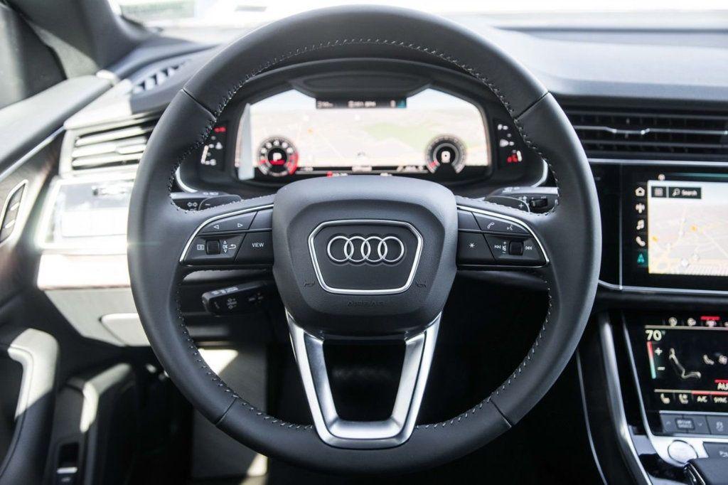 2019 Audi Q8 3.0 TFSI Premium - 18544970 - 13