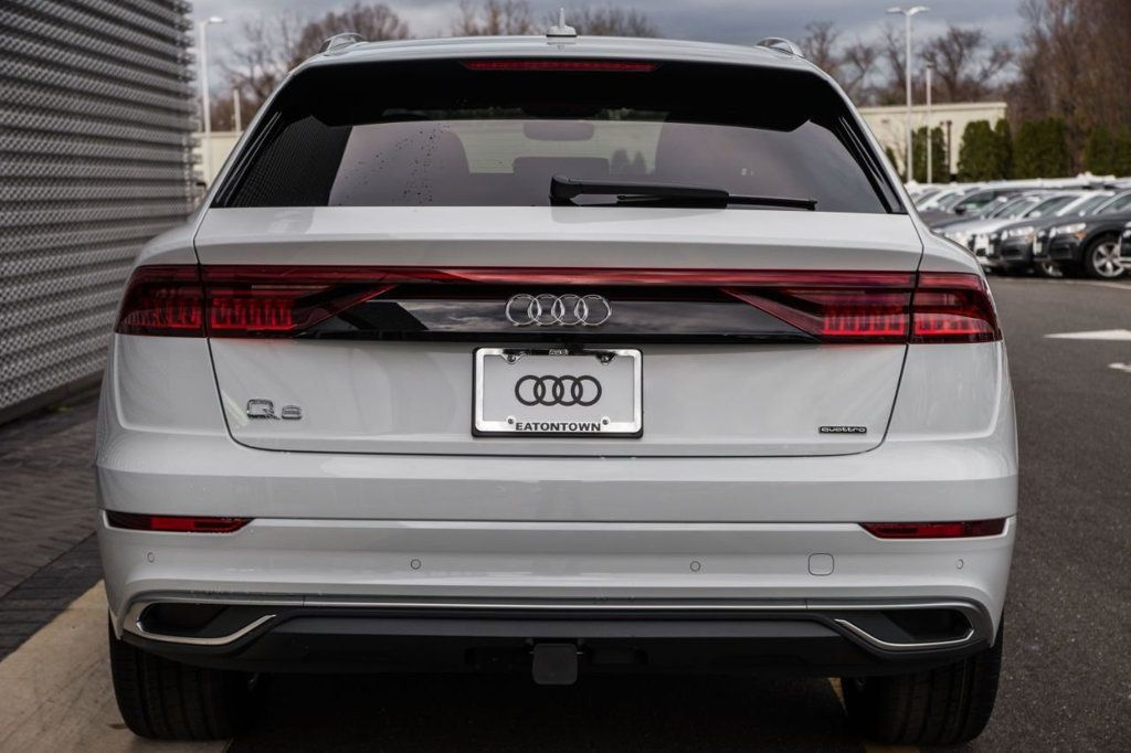 2019 Audi Q8 3.0 TFSI Premium - 18544970 - 5