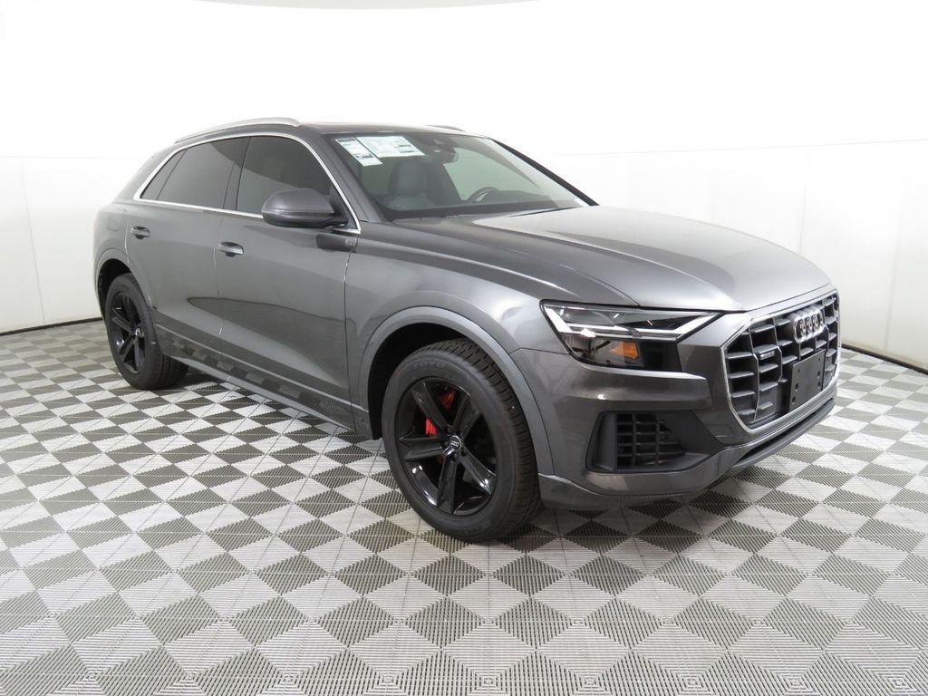 2019 Audi Q8 3.0 TFSI Premium - 18548915 - 2