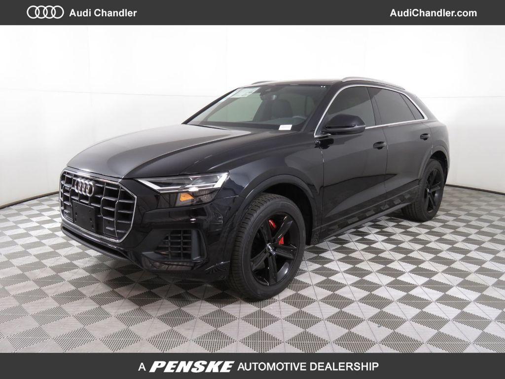 2019 Audi Q8 3.0 TFSI Premium - 18577293 - 0