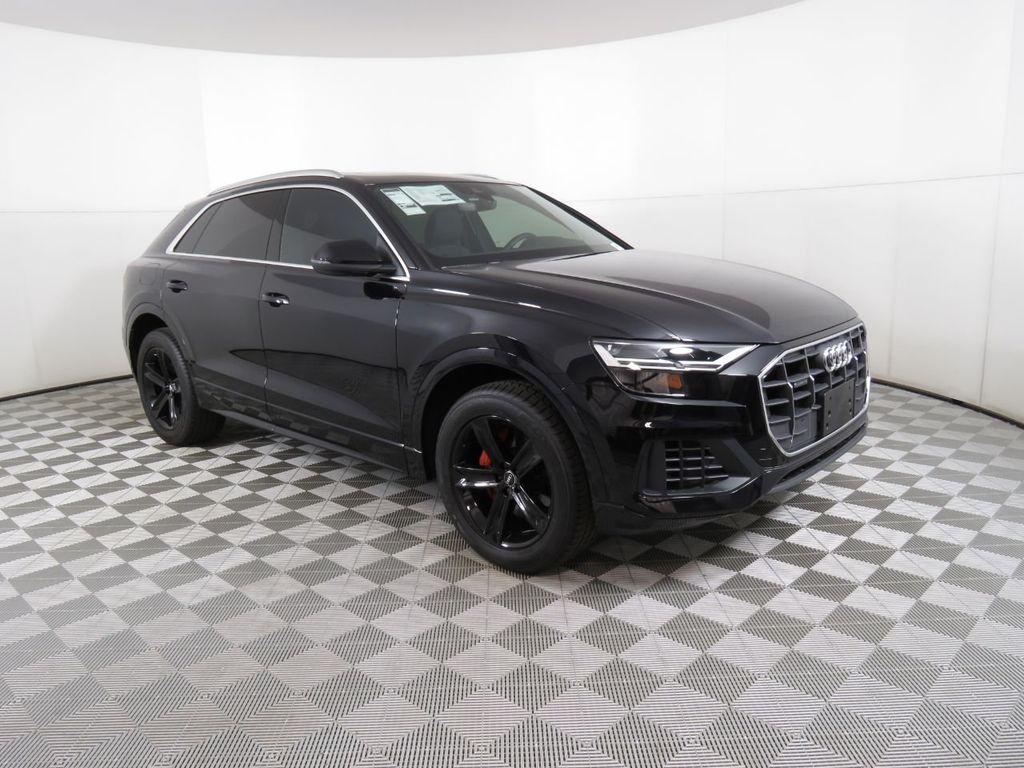 2019 Audi Q8 3.0 TFSI Premium - 18577293 - 2