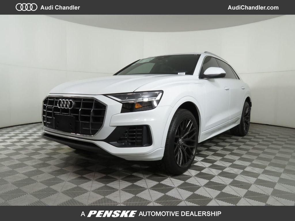 2019 Audi Q8 3.0 TFSI Premium - 18631761 - 0