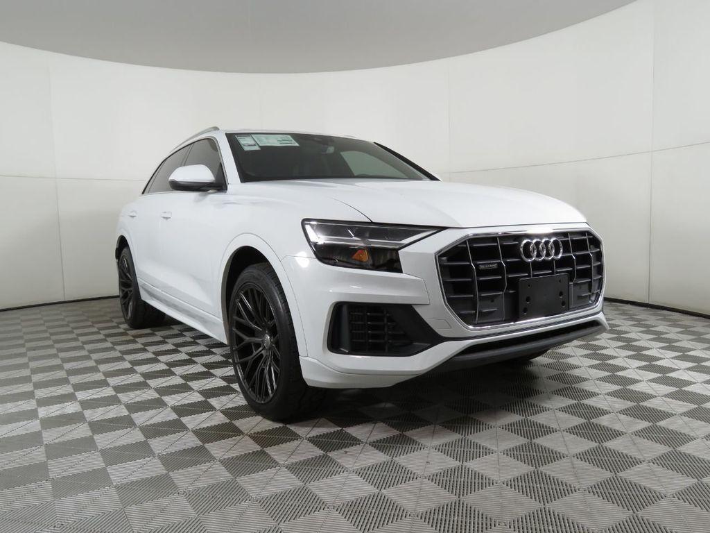 2019 Audi Q8 3.0 TFSI Premium - 18631761 - 2