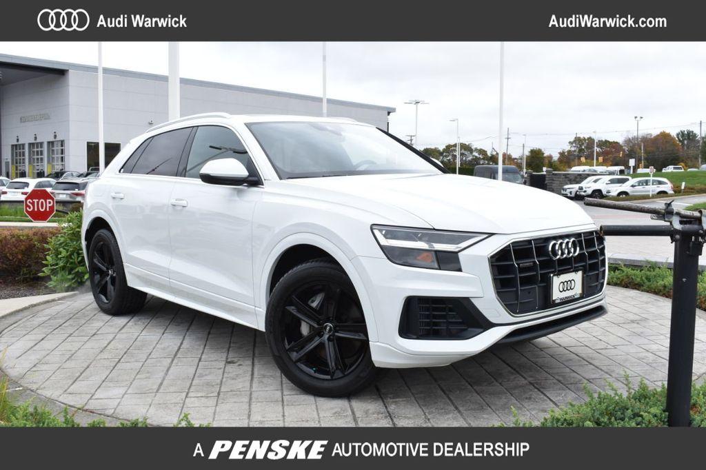 2019 Audi Q8 3.0 TFSI Premium - 18440777 - 0