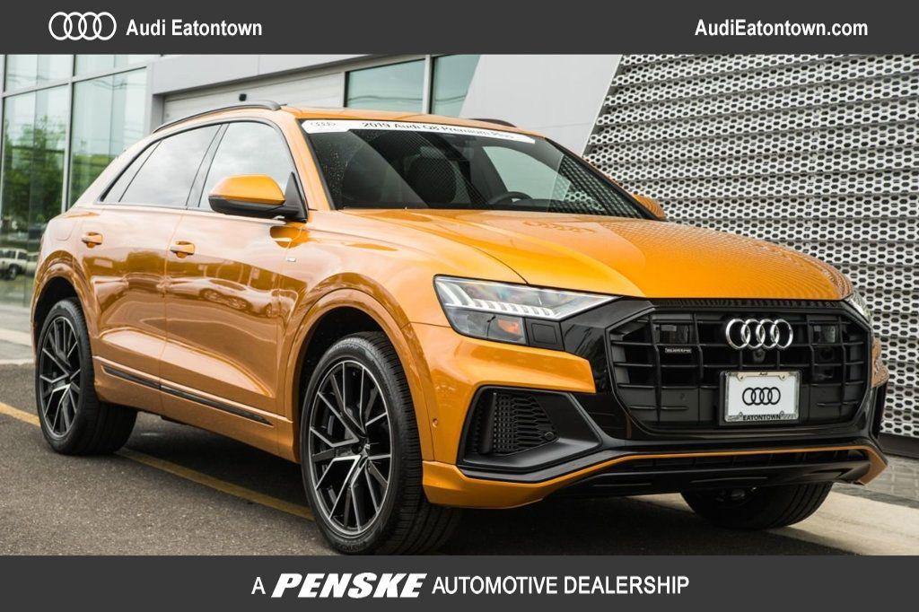 2019 Audi Q8 3.0 TFSI Premium Plus - 18867041 - 0